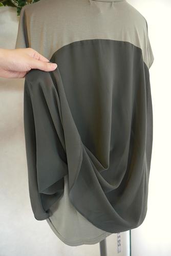 Anna Kerry(アンナケリー)通販 フィッシュテールTシャツ