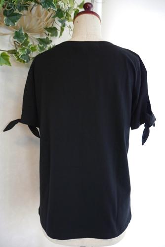Anna Kerry(アンナケリー) 大人刺繍Tシャツ