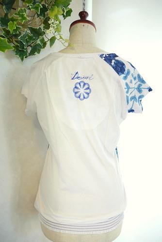 Desigual(デシガル) Tシャツ 白