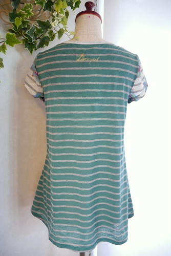 Desigual(デシガル)Tシャツチュニック