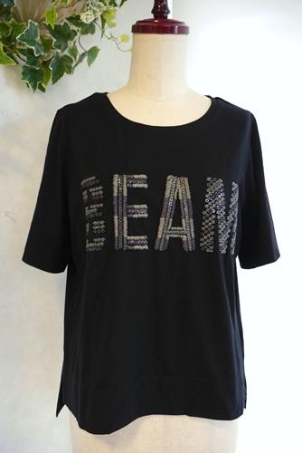 Relaxing.R(リラクシングアール)ロゴ刺繍Tシャツ