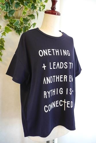 Relaxing.R(リラクシングアール)半袖ビッグTシャツ