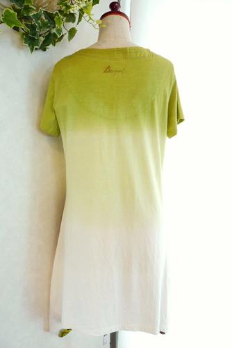 Desigual(デシガル) チュニックTシャツ