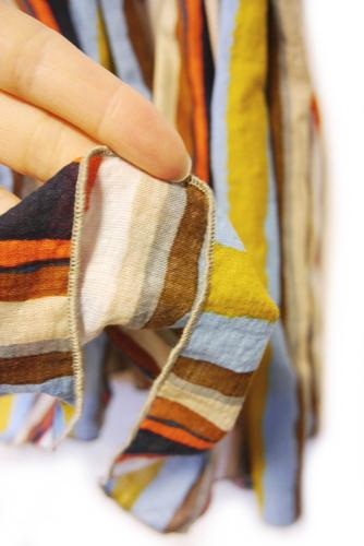 BlueJam 重ね着 裏毛カットソー 30代40代大人ファッションコーディネート 通販